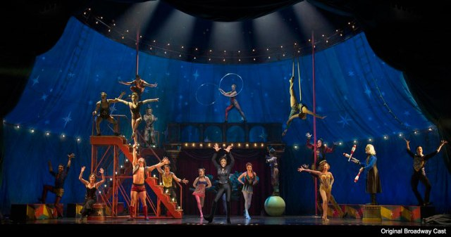 From Pippin on Broadway http://www.pippinthemusical.com/ (Joan Marcus)