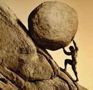 Sysephus-stone